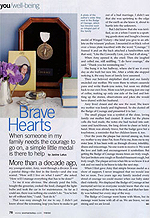 Brave Hearts Story Image