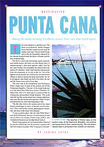 Destination Punta Cana